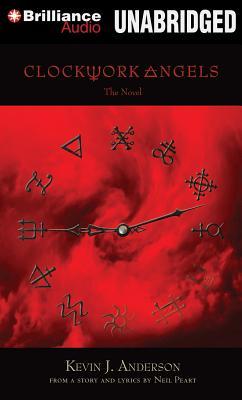 [CD] Clockwork Angels By Anderson, Kevin J./ Peart, Neil (NRT)